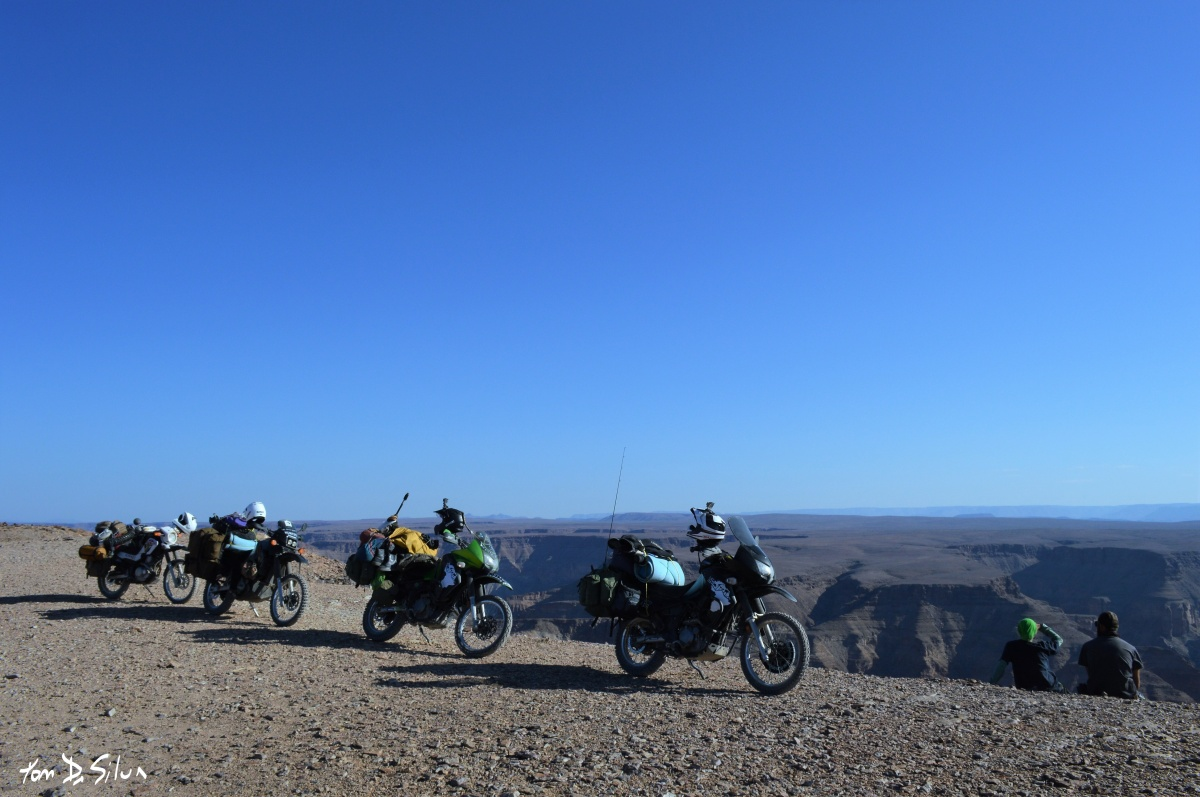 6 Reasons why the KLR 650 is the best Adventure Bike for over-landing Africa!
